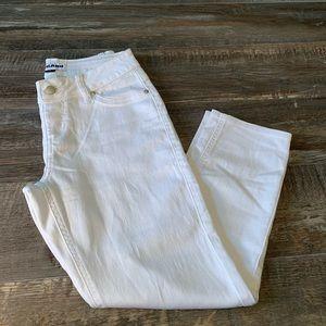🌻3/20 Nygard white capris size 8